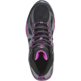 Columbia Peakfreak XCRSN II XCEL Mid Outdry Shoes Damen black / intense violet